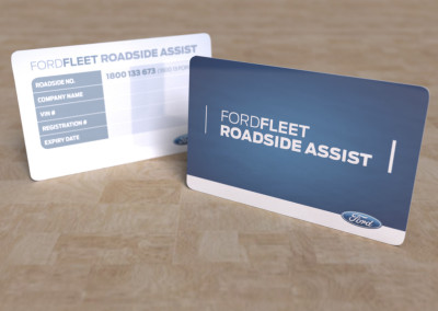 Ford Fleet Roadside Assist