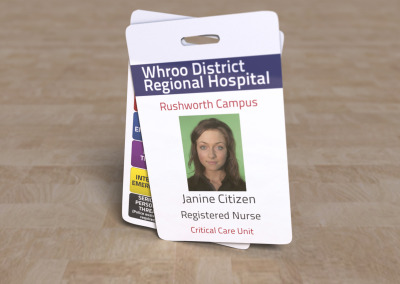 Whroo District Regional Hospital