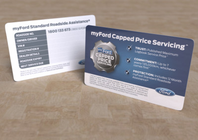 myFord Capped Price