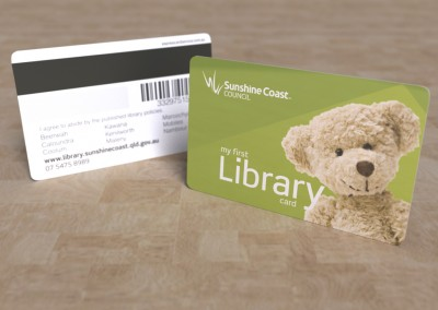 Sunshine Coast Library – My First Library Card